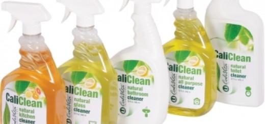 produse curatenie bio Caliclean Calivita