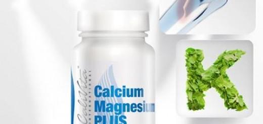 Calcium Magnesium Plus Calivita